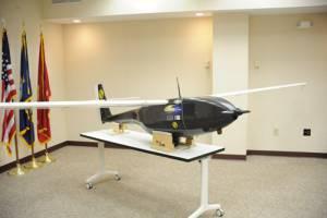 Dron iontiger
