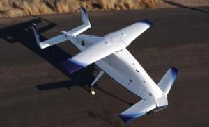 Boeing x-50 dragonfly