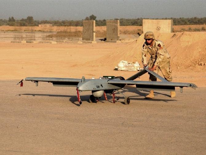 UAV americanos